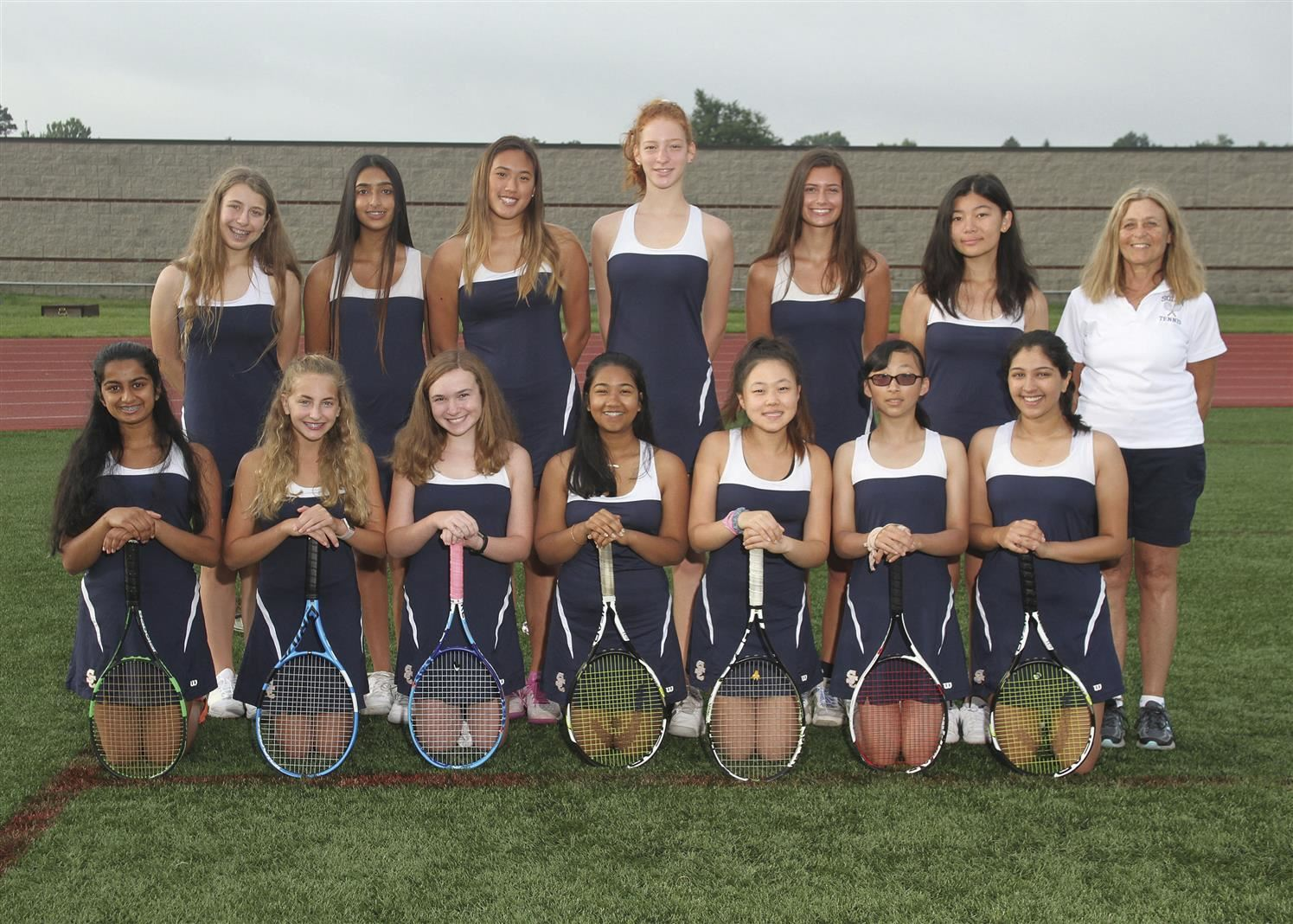 Solon Comets JV Girls Tennis 15-1